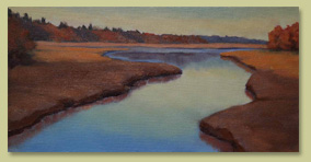 Quiet, Ogunquit River (Byrom)